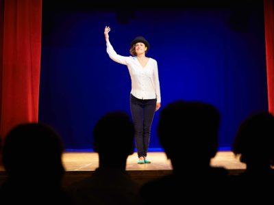 Curso de teatro adultos