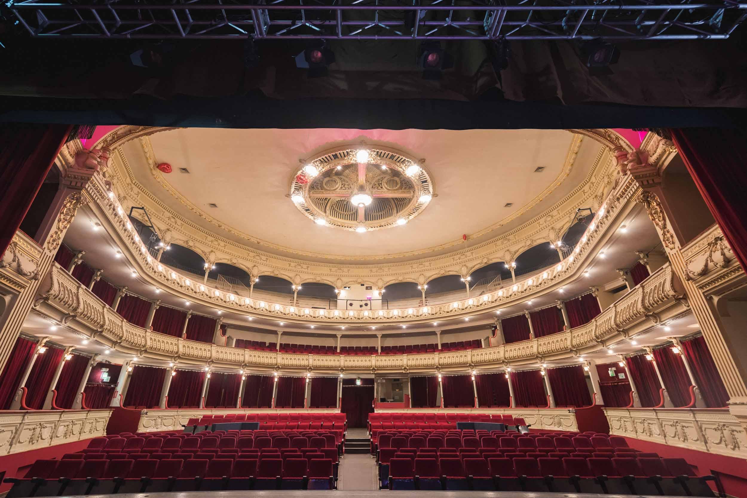 Teatro para intérpretes