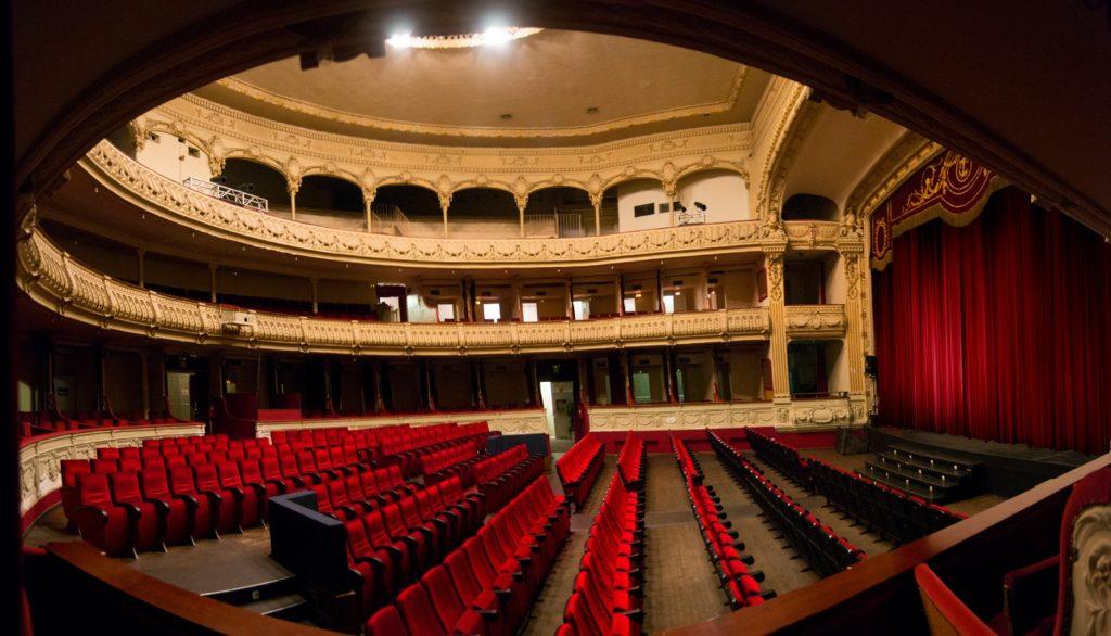 Día Mundial del Teatro en el Cervantes, Almería