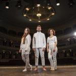 VALIENTES actuación teatro cervantes Almería